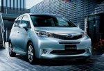 Новый Subaru Trezia будет представлен в Европе