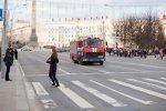 Режим работы транспорта после взрыва в минском метро