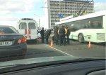 Таврия сбила двух пешеходов на ул. Радиальной в Минске