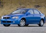 Сравнение Renault Logan, KIA Spectra и Ford Focus