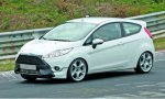 Новый хэтчбек Ford Fiesta ST появится в 2012 году