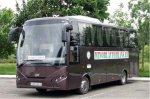 Гомельские конструкторы презентовали новый автобус
