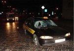 Польские студенты в Гродно оказались под колёсами автомобиля
