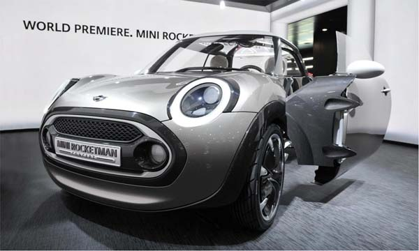 ������� MINI Rocketman ����� ������������� �������
