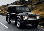 ������������ ������ Land Rover Defender �������� �� ���������� �����