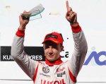 Дмитрий Суранович с успехом закончил первые серийные тесты в GP3
