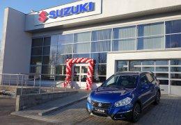 """Ред Моторс"" - новый дилер Suzuki в Беларуси"