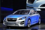 Концепт Subaru Impreza
