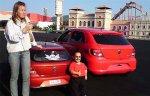 Автомобиль для лилипутов Volkswagen Mini-Gol