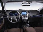Салон нового Hyundai Grandeur