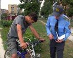 В Пинске переписывают номера владельцев велосипедов