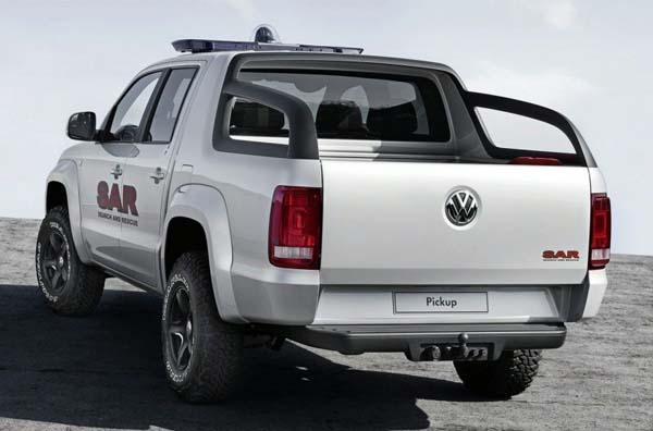 Volkswagen Amarok оснастили новым турбированным дизельным двигателем