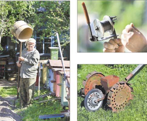 Белорусский изобретатель сельхозтехники