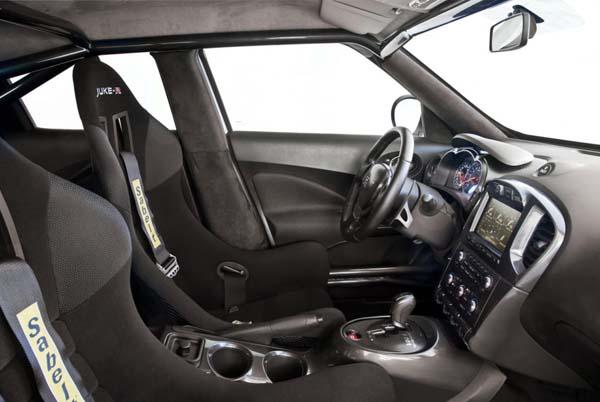 Nissan презентовал первую серийную версию модели Juke-R