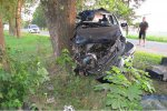 Ford врезался в дерево в Мачулищах