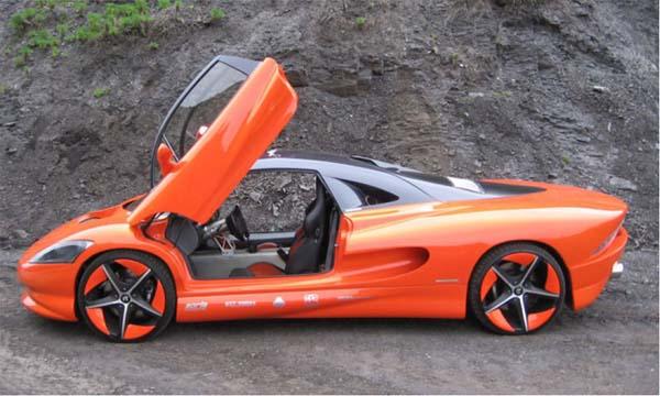 Маскл-кар нового тысячелетия Vision SCR всё-таки создан