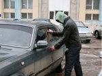 Из салона авто было украдено 310 млн. белорусских рублей