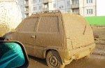 Могут ли вас оштрафовать за грязную машину?