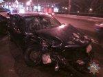 На улице Московской в Минске деблокировали беременную пассажирку