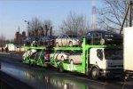 В Беларуси резко снизилось количество ввезенных иномарок