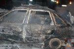 В Орше взорвался кооперативный гараж