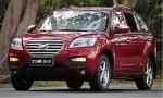 Lifan планирует запустить в России производство автомобиля X60