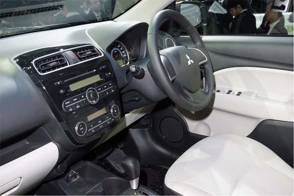 Мitsubishi начнет продавать совершенно новое авто Mirage