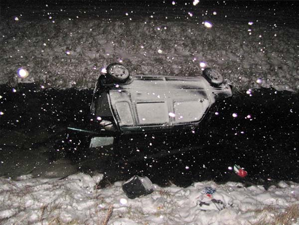 В Гомельской области в двух авариях погибли люди