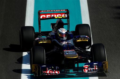 Формула 1: Использование двигателя Renault поможет Toro Rosso получить преимущество