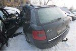 В воскресенье в Минске Audi въехал в столб – погибли два человека