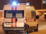 В столице водитель Renault сбил двух пешеходов на переходе