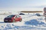 Opel проводит зимние испытания модели Ampera