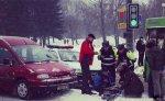 В столице водитель Fiat совершил наезд на школьника