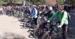 В субботу один из отрезков ул. Притыцкого в Минске откроют лишь для велосипедистов