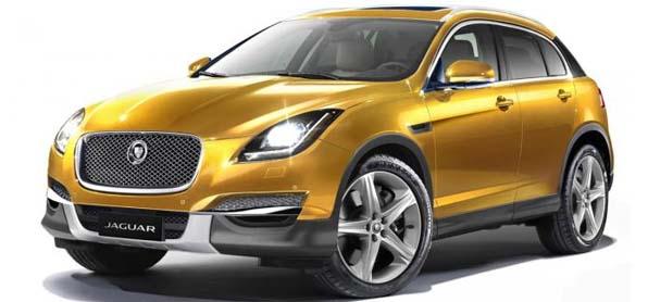 Jaguar представит модель, которая будет конкурировать с Audi Q5