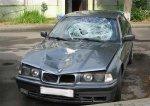 В Солигорске водитель BMW совершил наезд на пешехода и скрылся с места ДТП