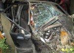 Mercedes вылетел в кювет – один человек скончался, еще три травмированы