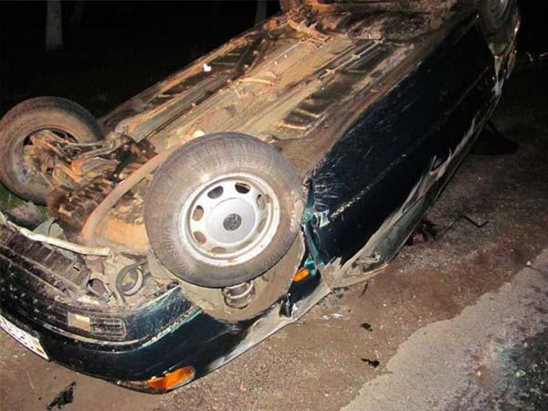 В Шумилинском районе в столкновении Mercedes и Volkswagen погиб водитель последнего