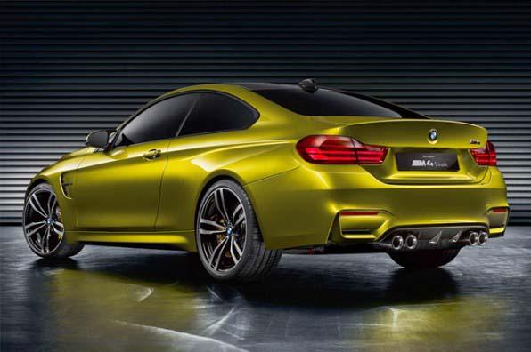 BMW показала прототип M4