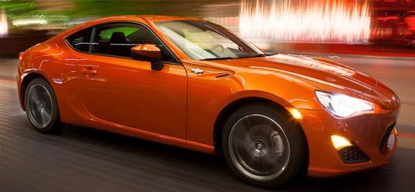 Toyota GT86 получит гибридную силовую установку