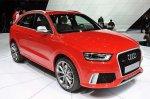 Audi сообщила о выходе на рынок модели RS Q3