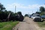 В Быховском районе ЗАЗ врезался в прицеп трактора – травмирован ребенок
