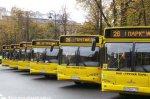 В Санкт-Петербурге появится 200 новых автобусов МАЗ