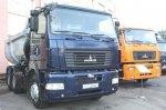 С 2014 года МАЗ начнет собирать грузовые автомобили стандарта Евро-4