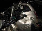 На территории Быховского района произошло столкновение легкового авто и автобуса
