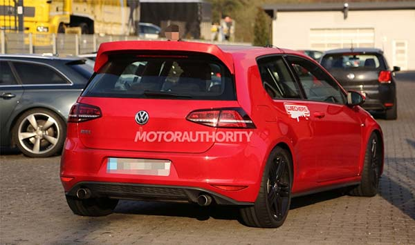 Испытания наиболее мощной модификации Volkswagen Golf