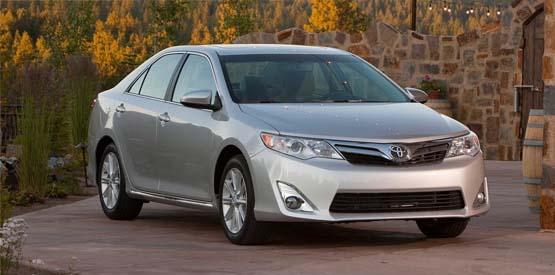 В Нью-Йорке дебютирует модернизированная Toyota Camry