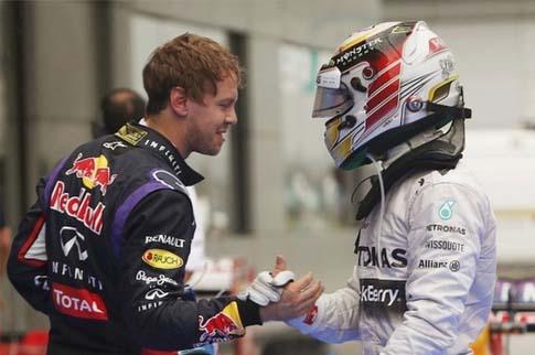 Хэмильтон считает, что Red Bull может помешать выиграть титул