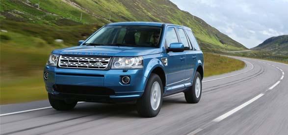 Компания Tata Motors намерена изготовить новый внедорожный автомобиль
