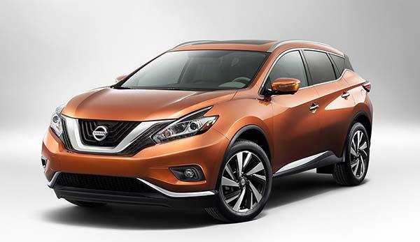 Презентация Nissan Murano следующей генерации